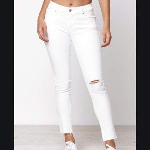 LEVI'S 711 Skinny White Jeans -Size 27 (NWOT)
